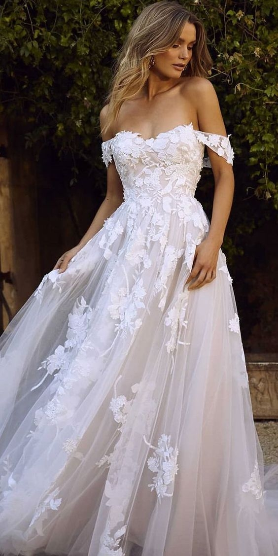 wedding dresses models - Fashion And Women  - 2