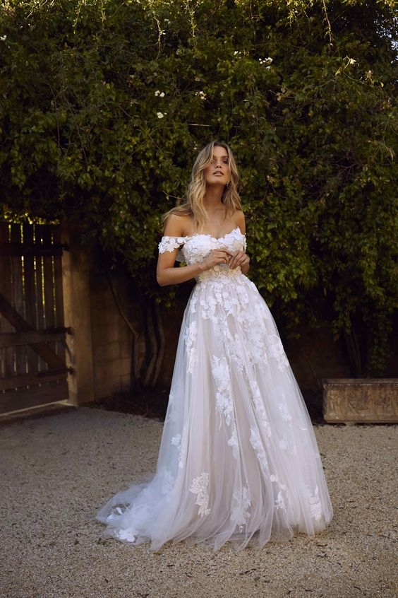 wedding dresses models - Fashion And Women  - 1